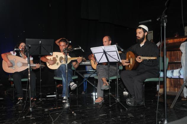 מוסיקה אתנית